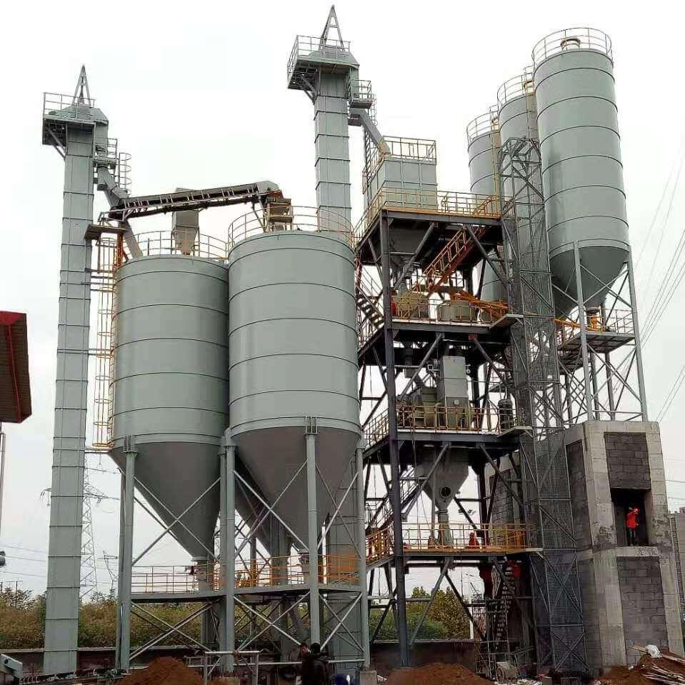 Cement mortar /Masonry mortar/Dry mortar production line/ dry mortar equipment