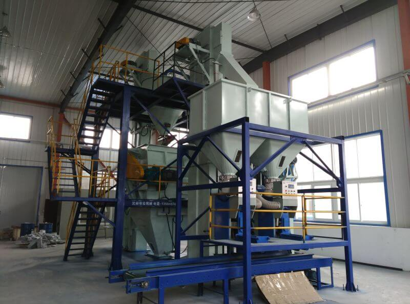 dry mortar plant /dry mortar producton line