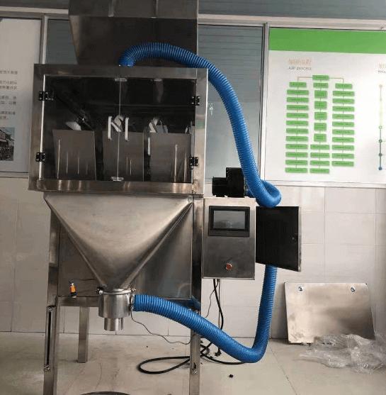 spice filling machine