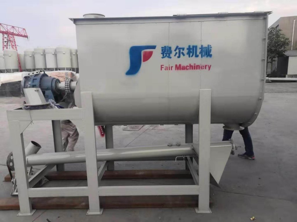 Ribbon blender manufacturer
