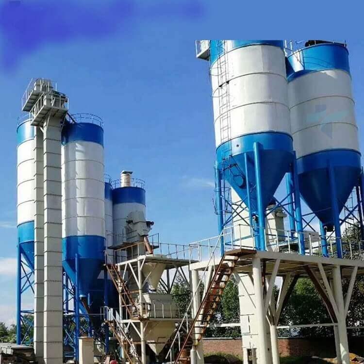 dry mortar plant/dry mortar production line/ dry mix plaster plant