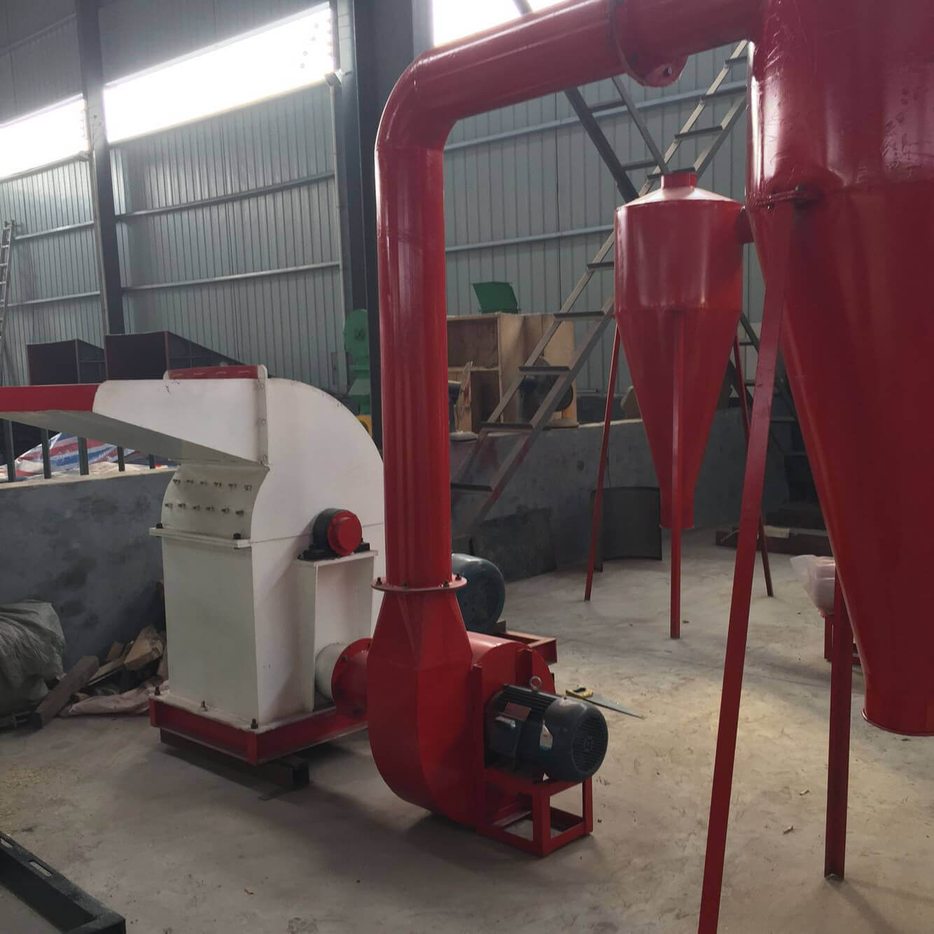 coconut shell powder machine manufacturers