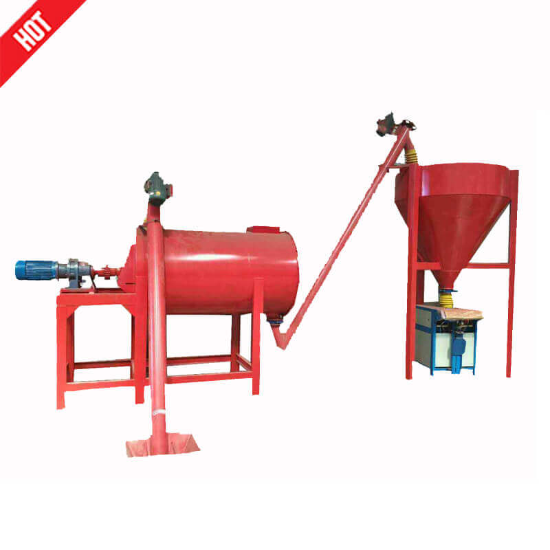 Wall putty making machine/Mortar machine
