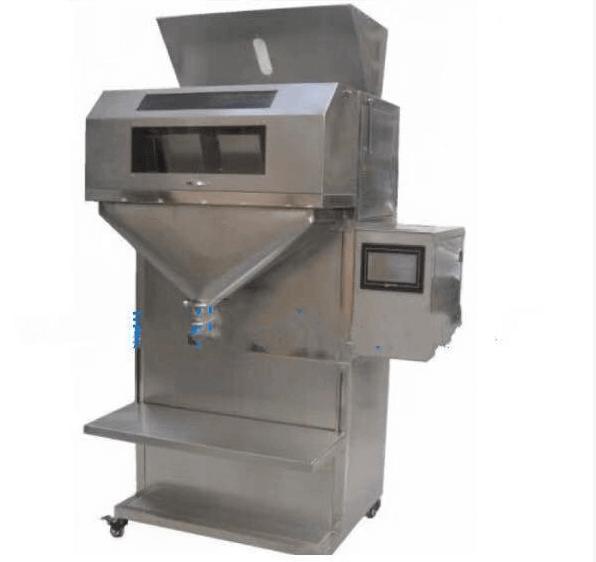 powder granules packing machine