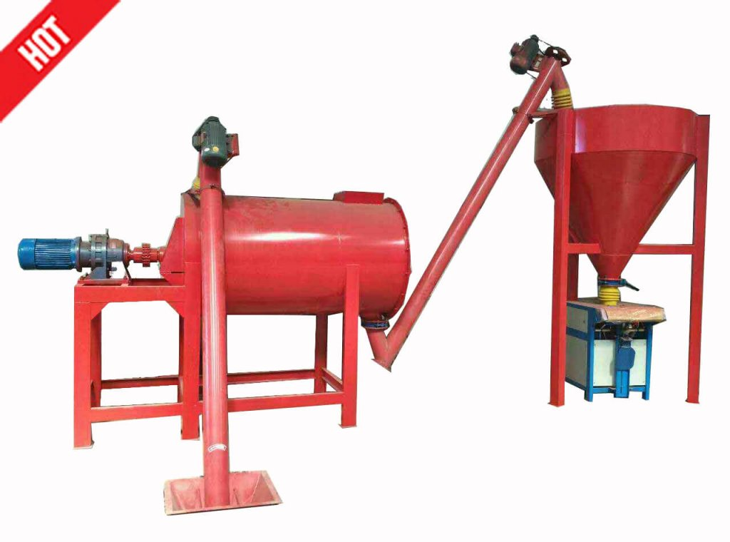 dry mortar mixer machine for sale
