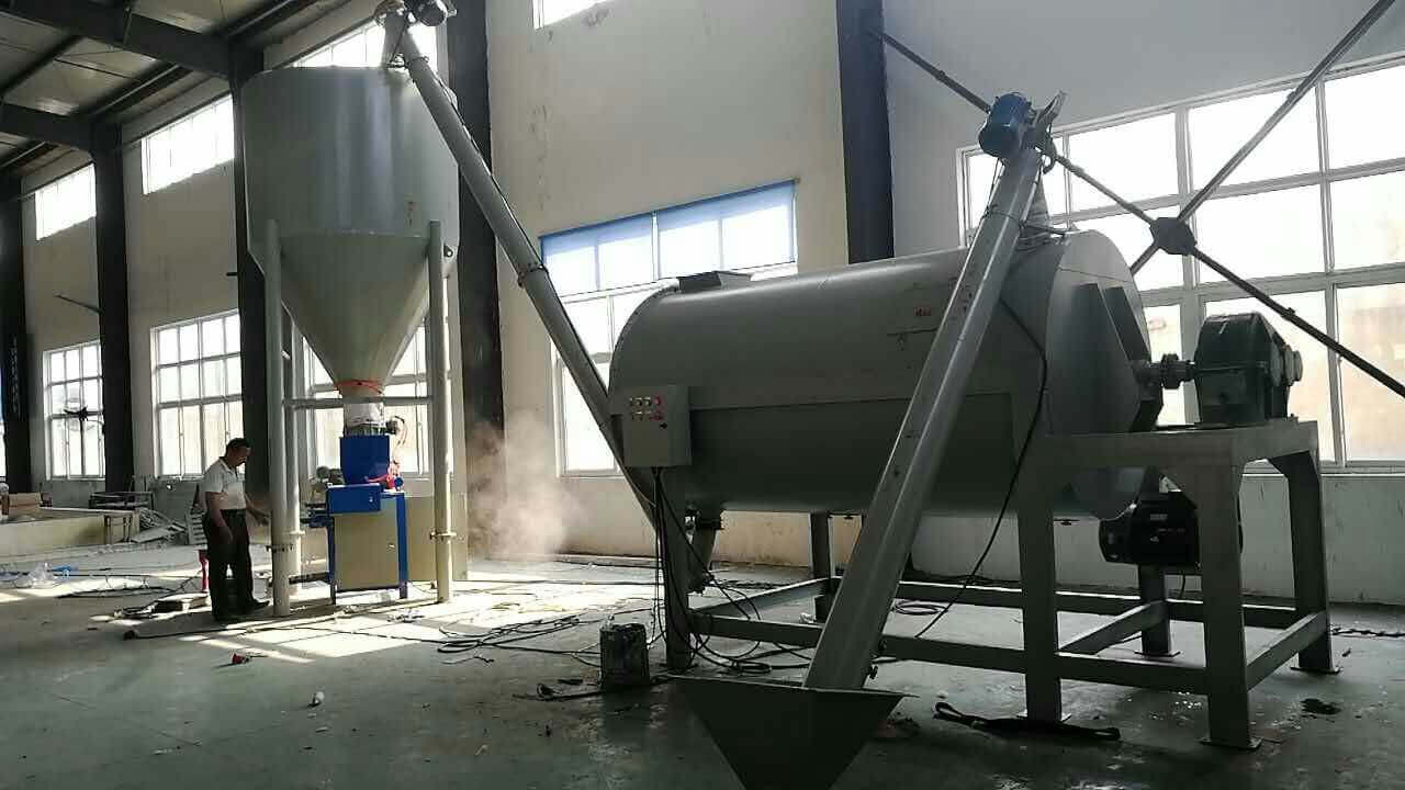 wall putty making machine/ dry mortar production line