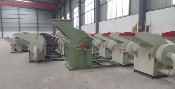 sawdust powder making machine