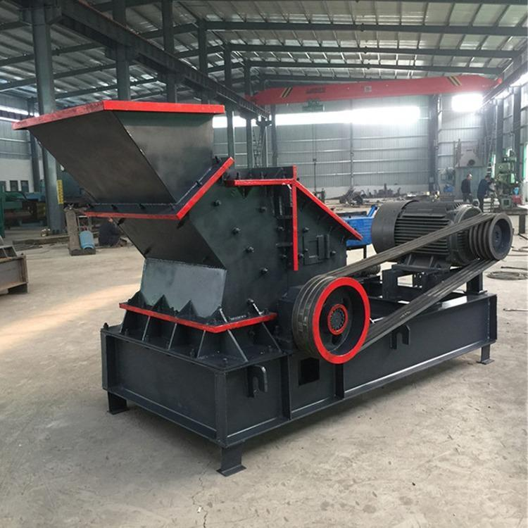 impact rock crusher