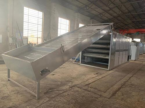 hemp drying machine/hemp belt dryer/hemp flower drying system/drying room