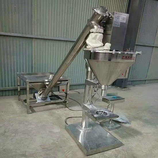 Small Powder Bagging Machine