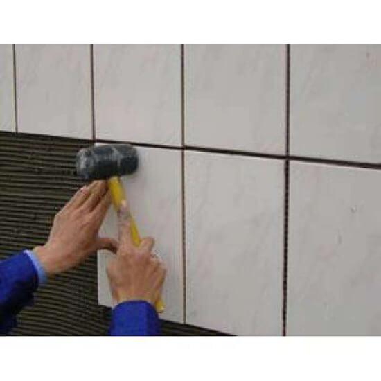 tile adhesive manufacturing process