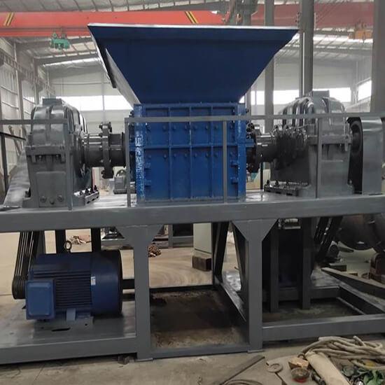 heavry wood crusher machine