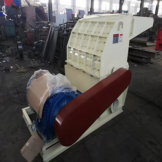 industrial wood chipper/Coconut Shell Powder Making Machine