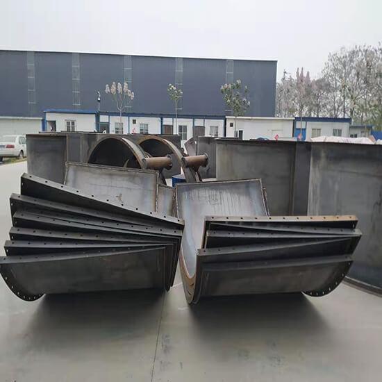 portable cement silo