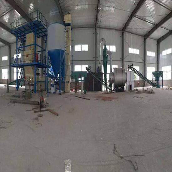 dry moratr production line
