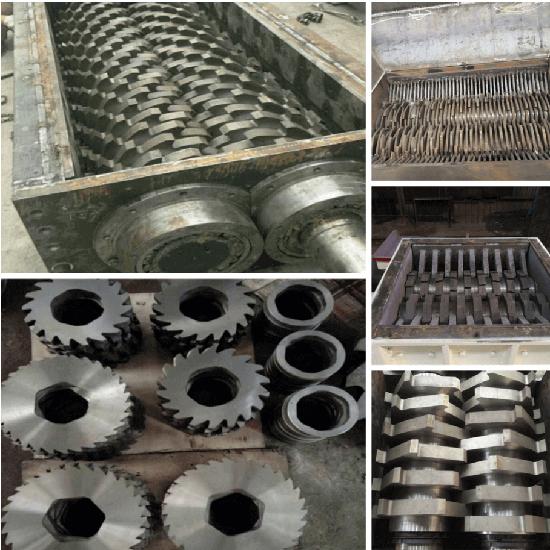 crusher machine parts