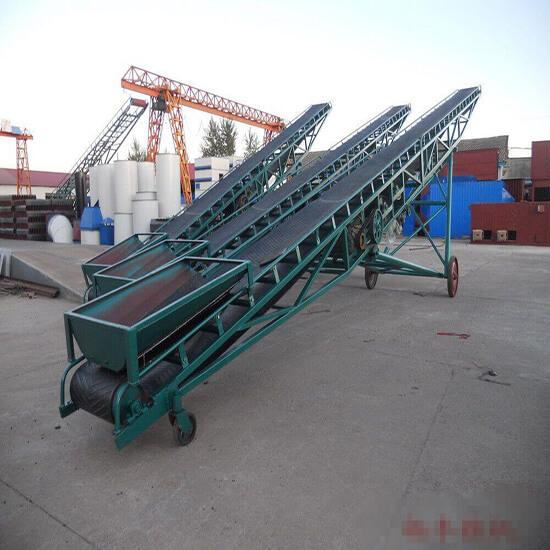 Parallel Belt Conveyor