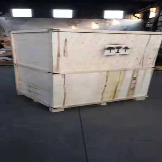 Bagging machine packing
