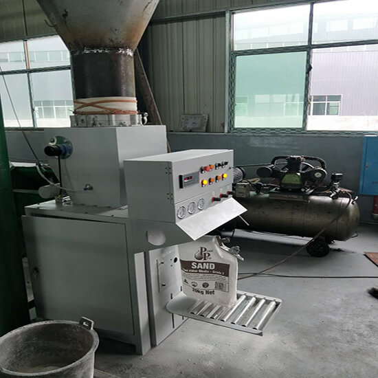 ventomatic cement packing machine