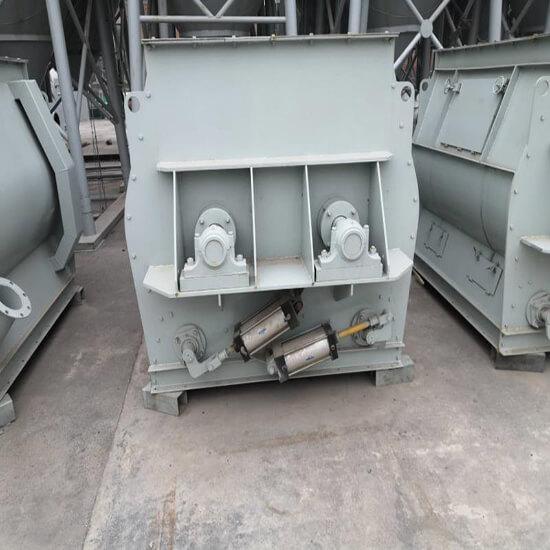 twin shaft mixer gearbox