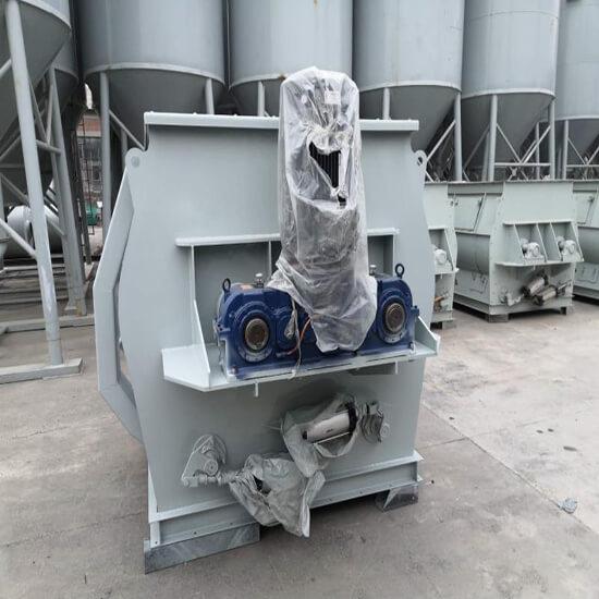 dry mortar machine