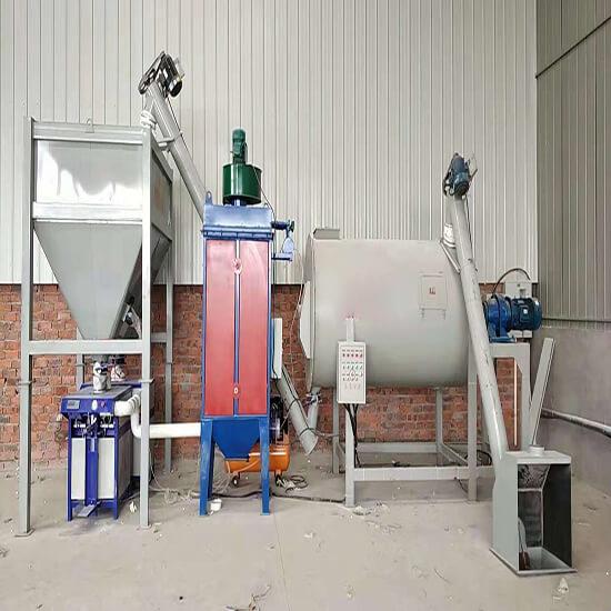 large industrial blender