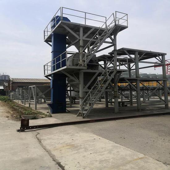 10ton/H Dry Mortar Prouction Line