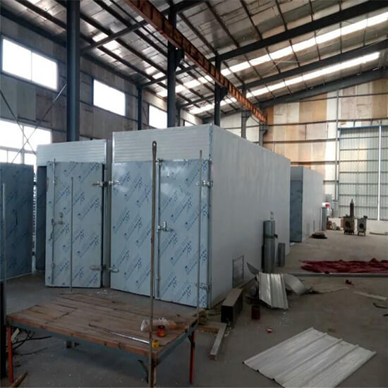 commercial drying room