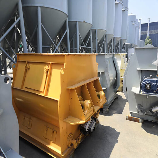 planetary cement mixer