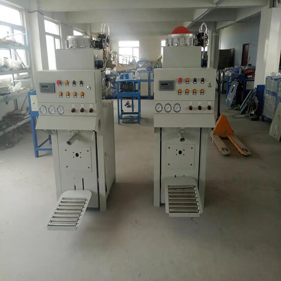 Packing machine for Sand