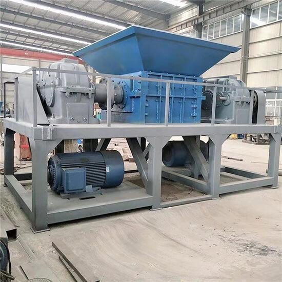 glass crusher machine