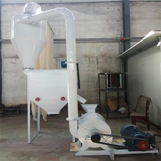 rice husk powder making machine